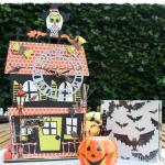 Cricut Halloween Klok