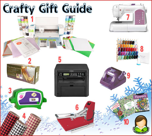 Crafty Gift Guide 2015